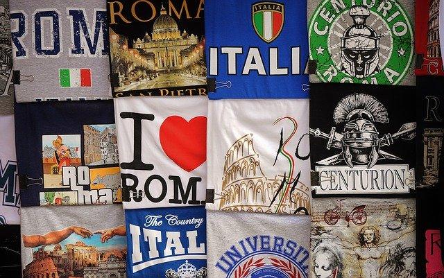 Passives Einkommen verdienen mit T-Shirts