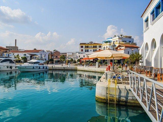 Alter Hafen von Limassol
