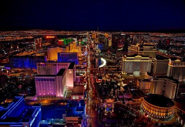 Reichtum in Las Vegas